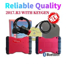 2021 Nieuwe VD600 Vd Tcs Cdp Bluetooth 2017R3 Keygen Vd Ds150e Cdp Voor Delphis Obd2 Diagnose Reparatie Tool 3in1 Scanner