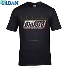 style mens t shirts Brand Clothing Tops Tees Binford Tools - Handyman Men's T-shirt Tee wholesale(China)