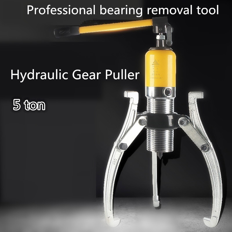 Tools : Hydraulic Gear Puller Wheel Bearing Puller 5ton Hydraulic Gear Puller Hydraulic Puller Hydraulic removal tool