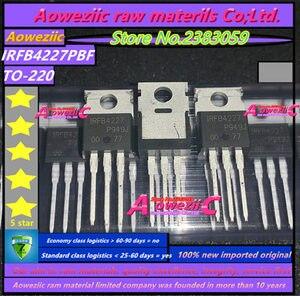 Image 2 - Aoweziic 2019 + 100% 신규 수입 원본 IRFB4227PBF IRFB4227 FB4227 TO 220 N 채널 200V 65A MOS 튜브 PDP 스위치