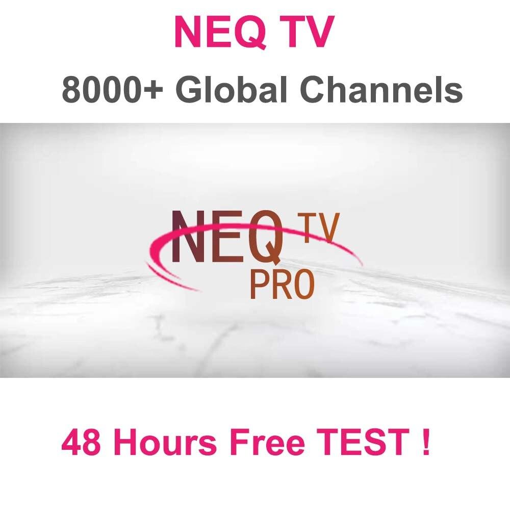 NEQ NEO Iptv Xxx Channels TV Box Europe Sweden Arabic Italy Swisss Iptv Subscription UK Adult M3u Smarters Pro