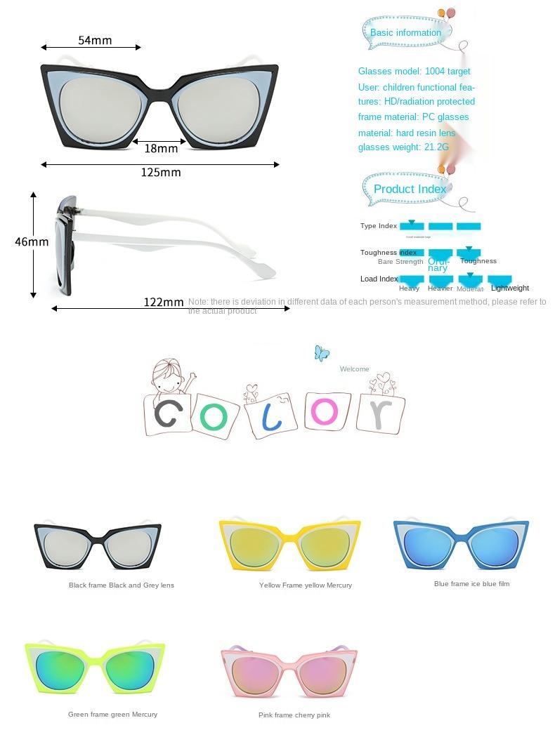 Детские солнцезащитные очки onevan 2020 многоугольные универсальные