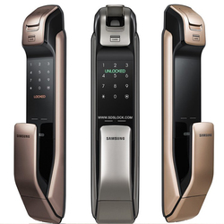 Serrure d'empreinte digitale mot de passe serrure bracelet carte de contrôle d'accès carte de proximité