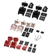 Kit de loquet de verrouillage de capot en métal de haute qualité, pour Jeep Wrangler JK Unlimited Rubicon 2008 2009 2010 2012 2013 2014 2015