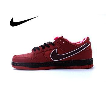 zapatillas rojas de hombre nike