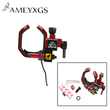цена на Archery  Arrow Rest Drop Compound Bow Accessories  Drop Bow Rest  Outdoor Hunting Shooting Accessories