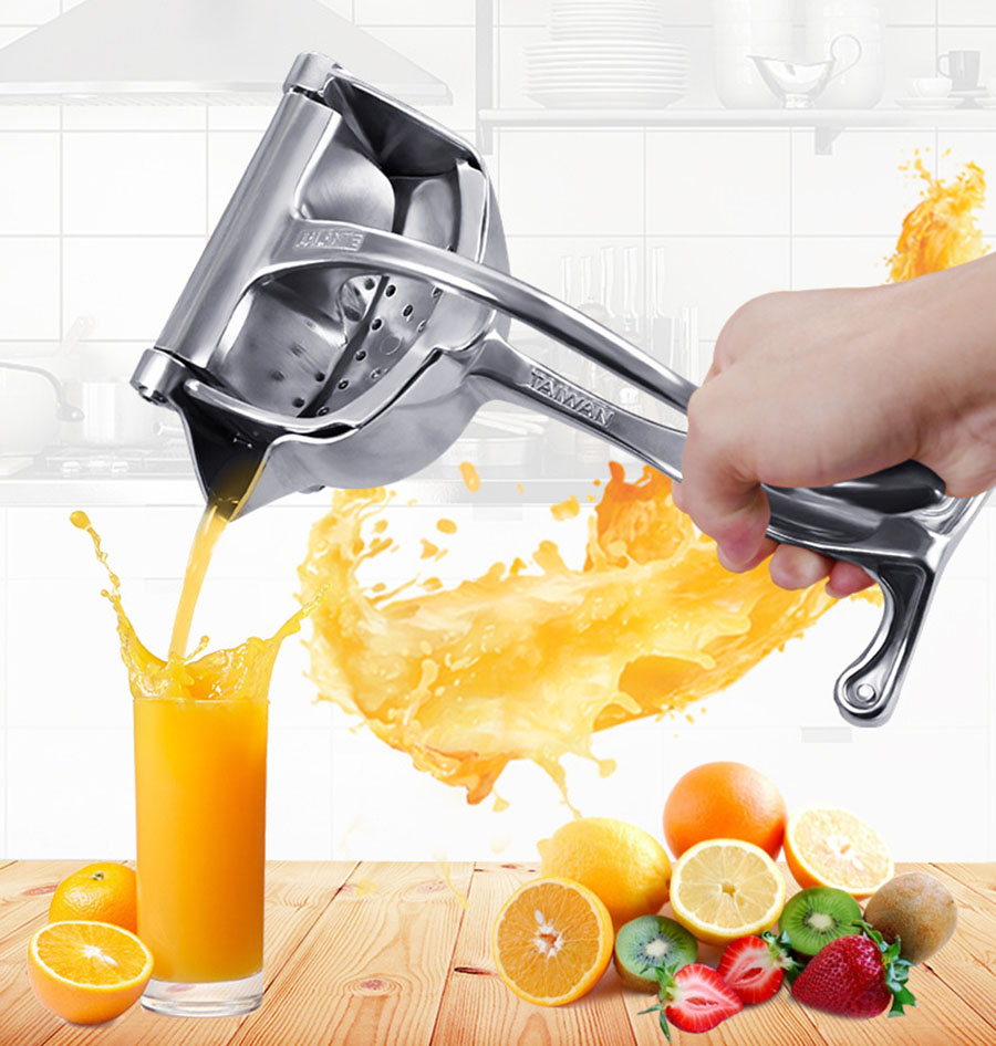 Stainless Steel Potato Masher Ricer Fruit Vegetable For Puree Fruit Juicer Maker Press Kitchen