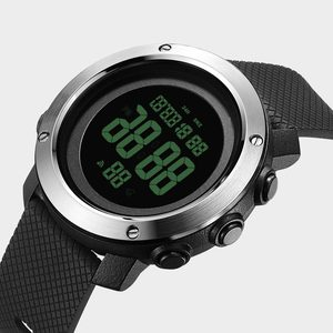 Image 4 - Youpin Time space bird multi function sports electronic watch waterproof sports timing multi function dial watch