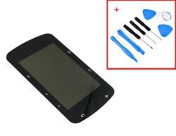 Dla Garmin Edge 520 rowerów nawigacji GPS LCD dotykowy zamienny moduł ekranu LCD z dotykowy stosowany w Ekrany LCD i panele do tabletów od Komputer i biuro na