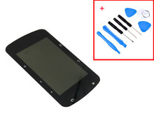 for Garmin Edge 520 Bicycle GPS Navigation LCD Touch Screen Assembly Replacement LCD with touch used(China)