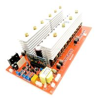 24V 5000W 36V 7500W 48V 10000W 60V 10000W 220v output voltage super high power industrial frequency inverter motherboard circuit