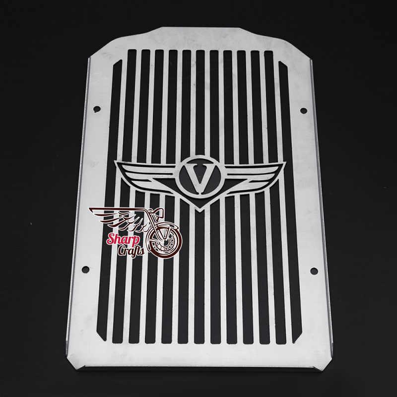 Аксессуары для мотоциклов, крышка радиатора, защитная решетка радиатора для Kawasaki Vulcan 900 VN900 Classic LT 2006- 2020 07 Custom