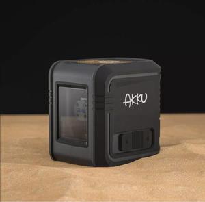 Image 2 - Лазерный уровень Youpin AKKU самовыравнивающийся на 360 градусов горизонтальный вертикальный крест Сверхмощный Красный инфракрасный лазер для умного дома