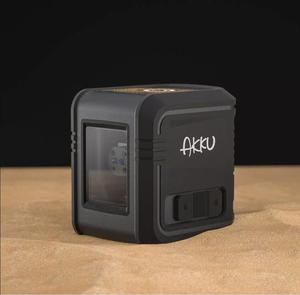 Image 2 - Youpin akku レーザーレベル自己レベリング 360 水平垂直クロススーパー強力な赤色赤外線レーザー用