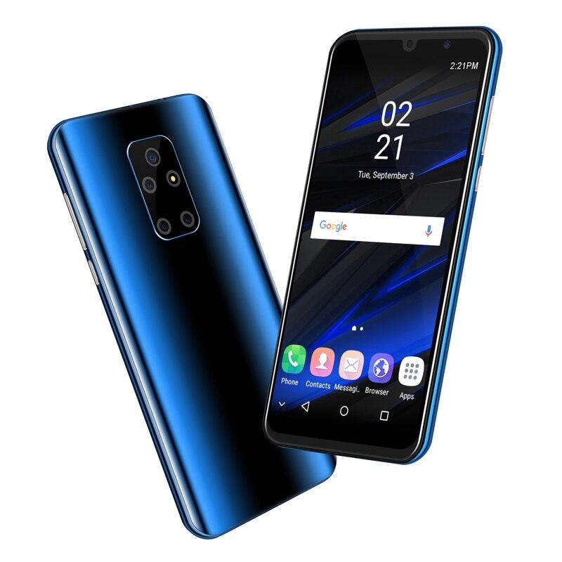 "XGODY Mate 30 Mini 3G Smartphone Android 8.1 Dual Sim 5.5"" 18:9 Full Screen 1GB 4GB MTK6580 Quad Core 5.0MP 2200mAh Mobile Phone 4"