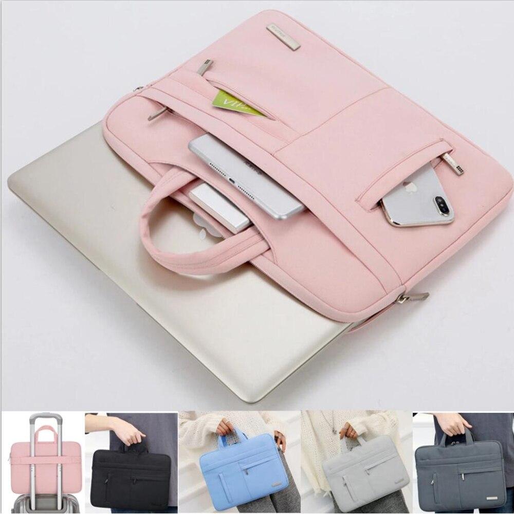 Portable Handbag Laptop Bag Briefcase For Notebook Acer Dell HP Asus Lenovo 14 14.1