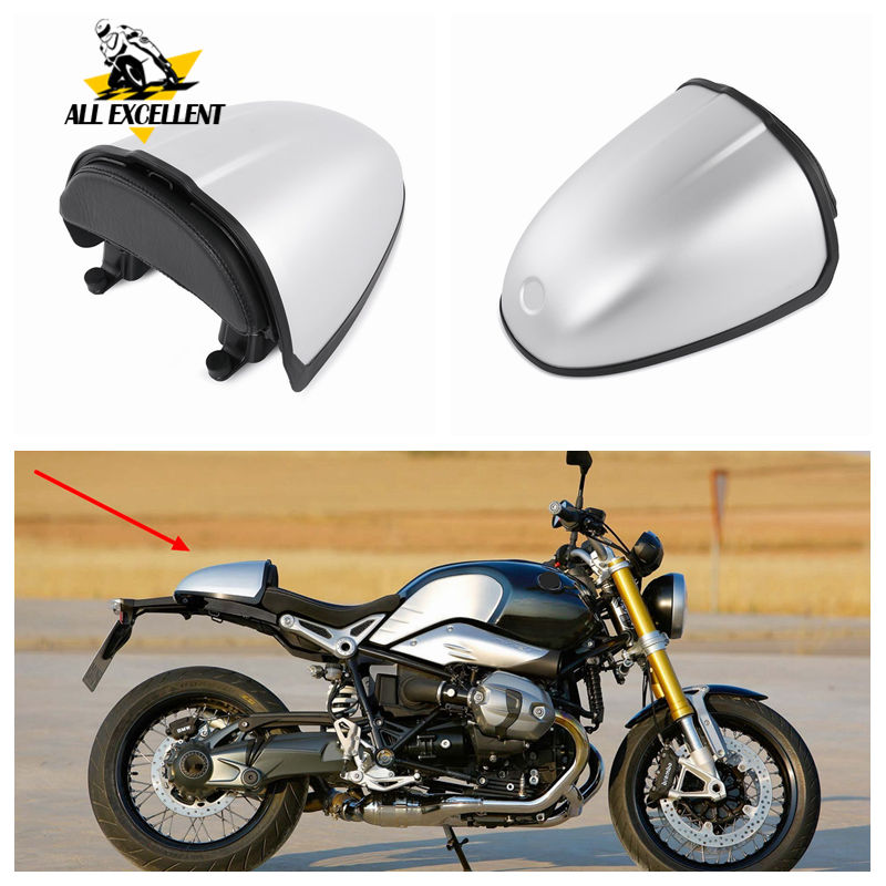 Motorcycle RNINET Accessories Rear Pillion Seat Cowl Hump Cover Cowl For 2014-2017 BMW R NINE T R9T 2015 2016 2014 2015 2016 17
