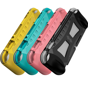 Image 1 - New for Nintend Switch Lite Soft Protection TPU Shell Case Cover for Nintendoswitch Lite Grip Holder Case
