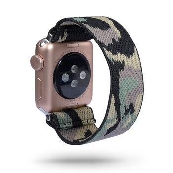 Ремешок нейлоновый для Apple Watch 38-42 мм 3