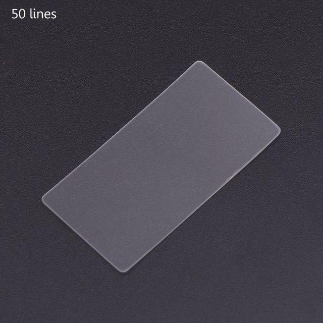 Купить 36x38 мм нано гравировка pet trasmission дифракционная решетка картинки цена