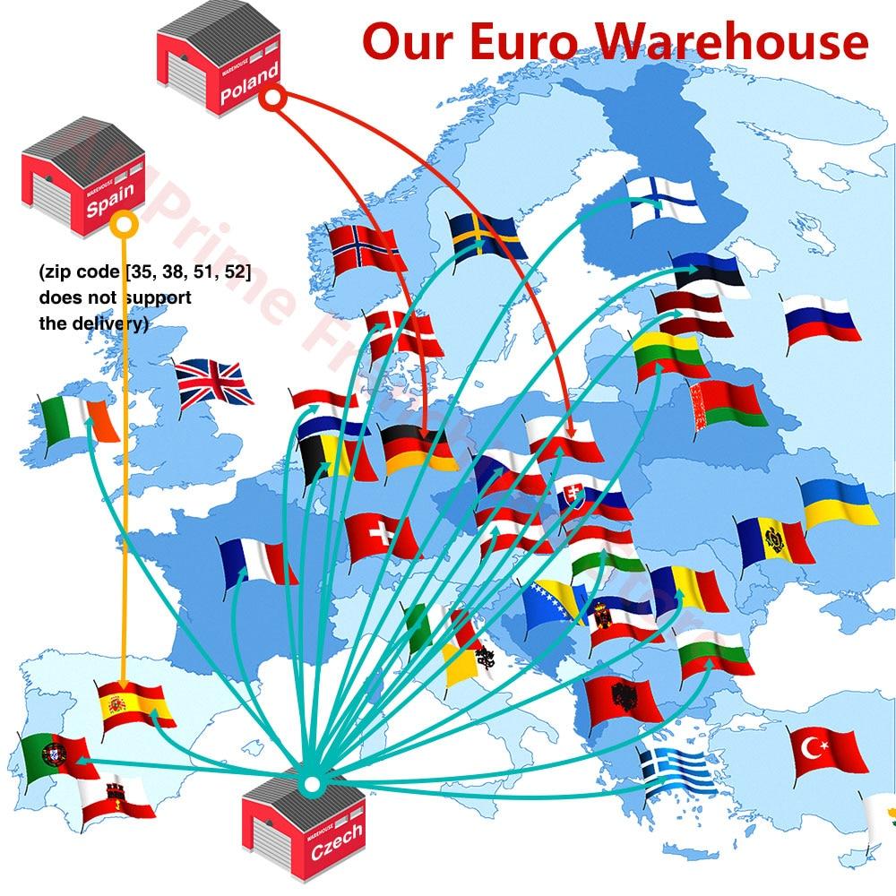 欧洲分布带logo