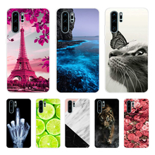case for Huawei P30 Pro Case Silicone TPU Phone Back Cover On for Huawei P30 Pro VOG-L29
