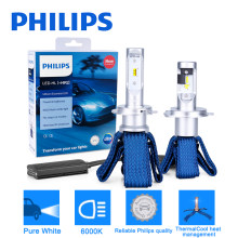 Philips H7 LED Ultinon Ätherisches Kit 9012 H4 H11 HB3 HB4 HIR2 9005 Auto Scheinwerfer H8 H11 H16 LED Nebel lampe 6000K philips ultinon