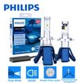 Philips H7 светодиодный Ultinon кистей для макияжа H4 H11 HB3 HB4 HIR2 9005 фар автомобиля H8 H11 H16 светодиодный противотуманный фонарь 6000K 12V philips ultinon