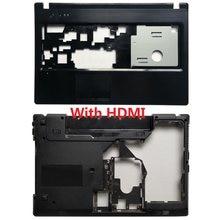 Capa para laptop, caixa de suporte para lenovo g570 g575