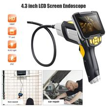 Handheld Endoscope 2MP 8mm 1080P IP67 Watertproof Endoscope Inspection Camera Used in Automobile and Pipeline Inspection