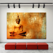 Buddha Zen Religion Canvas Posters Prints Abstract Wall Art Painting Oil Decorative Picture Modern Living Room Home Decoration