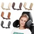 Universal Car Seat Headrest Travel Rest Neck Pillow Support For Kids And Adults Children Auto Seat Head Cushion Car Pillow TSLM1-in Nackenkissen aus Kraftfahrzeuge und Motorräder bei