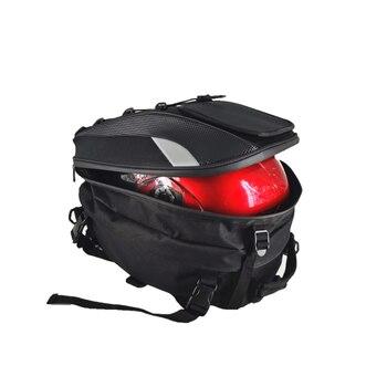 Кофр-рюкзак для мото 4