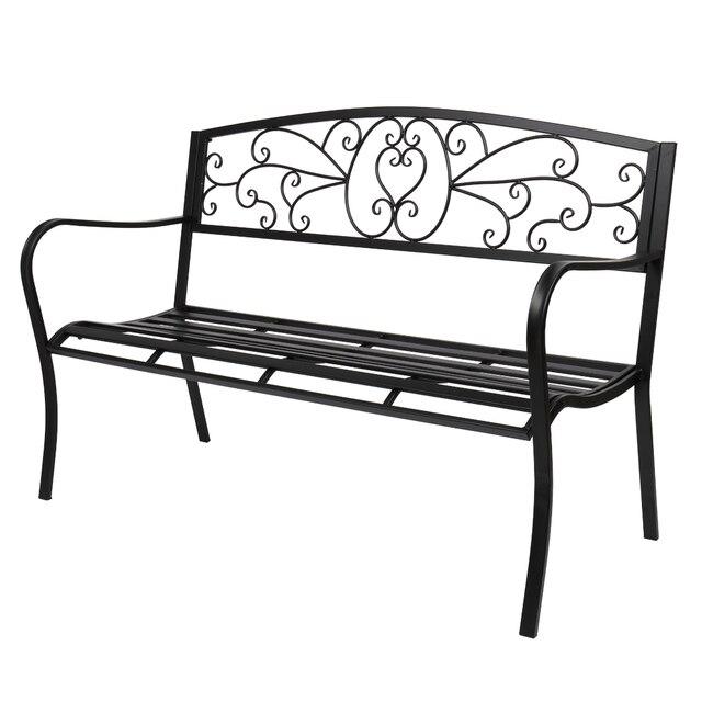 """51"""" Patio Park Garden Bench  2"""