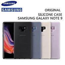 Original GENUINE Samsung Silicone Case cover For for Samsung Galaxy Note 9 N960 Silicone Back Cover case
