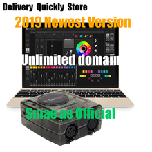 Professional DMX software Daslight DVC4 DMX Software controller powerful console for Disco DJ KTV party USB Lighting Interface 5xlot light jockey dmx usb martin controller 1024channels software lighting console martin jockey usb1024 dmx controller