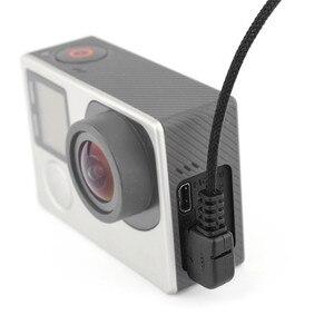 Image 3 - 3.5Mm Micro Ngoài Cáp Cho GoPro Hero 4/3 +/3