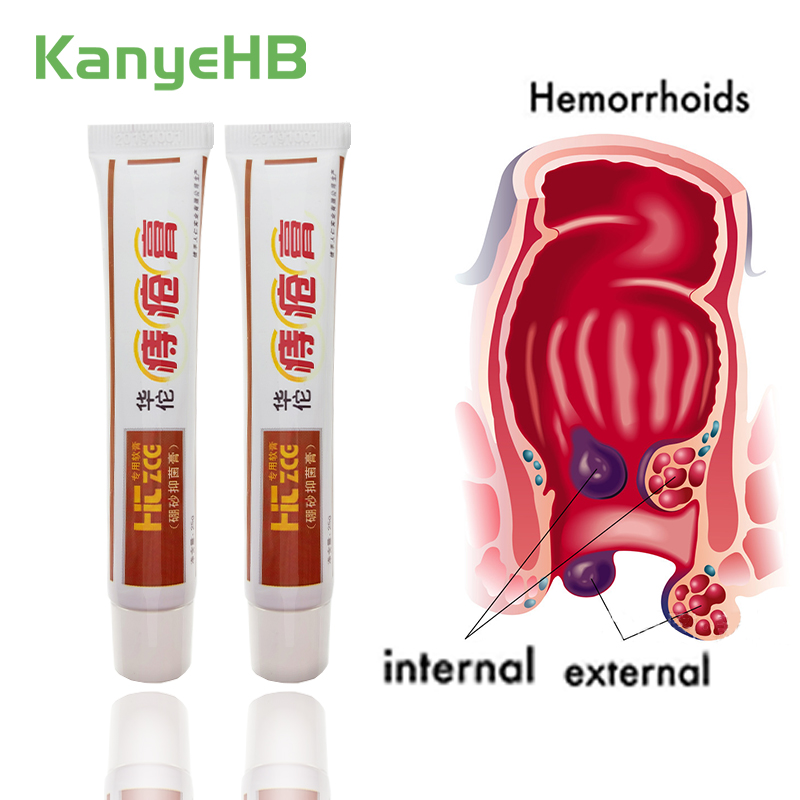 Hemorrhoids-Cream Plaster-S001 Piles Hua Anal Fissure Medical External Tuo Powerful title=