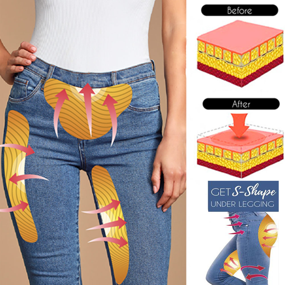 New Hot Women Legs Shaping Leggings Fake Jeans Pants Pull-on Skinny Elastic Trousers Warm Jeans Jeans Pants