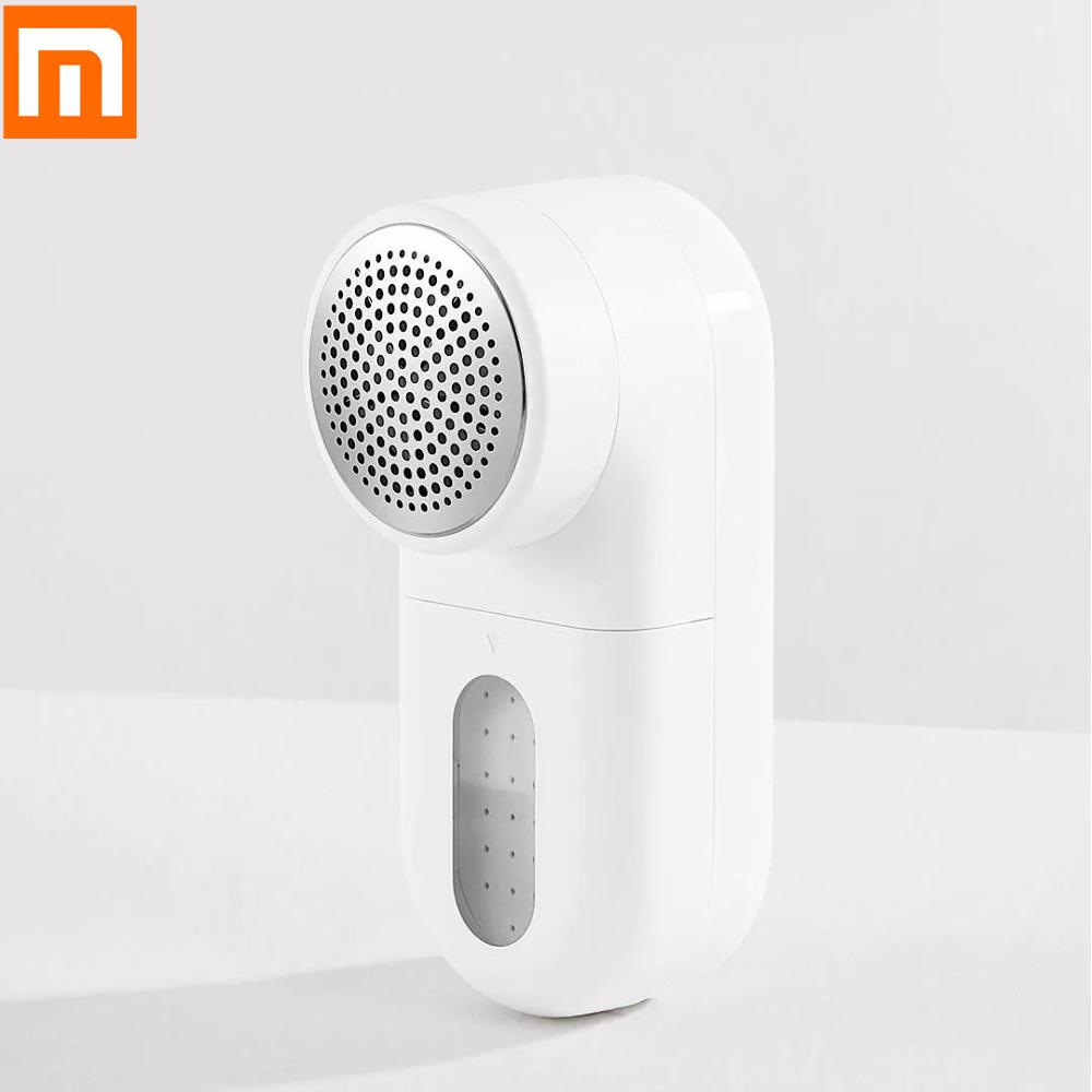 In stock Mi Mijia Lint Remover Hair Ball Trimmer Sweater Remover 5 leaf cutter head Motor Trimmer With small brush inside Xiaomi