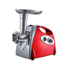 Electric Meat Grinders Stainless Steel Housing Heavy Duty Grinder Home Meat Mince Sausage Stuffer Food Processor