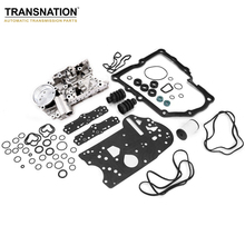 0AM DQ200 Transmission Valve Body Mechatronic Rebuild Kit With Valve Plate Fit For AUDI VW SKODA DSG 7 Speed Car Accessoriess