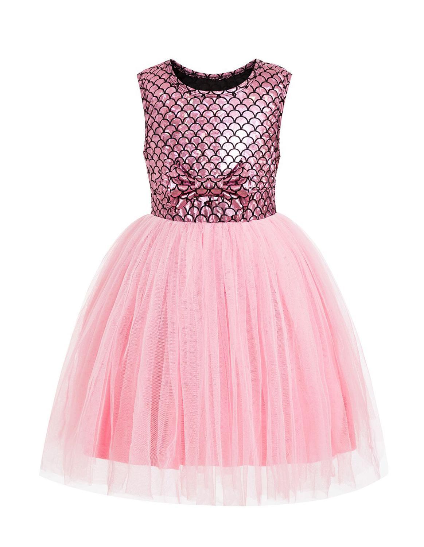 Ariel robe petite sirène robe 1st tenue anniversaire robe de fete anniversaire robe tutu robe princesse robe lila robe Tiffany