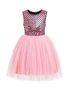 Mermaid dress little mermaid dress 1st birthday outfit birthday party dress tutu dress princess dress kids clothing ff