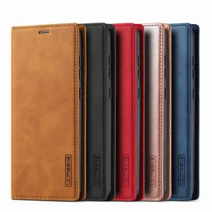 Image 2 - Luxury For Samsung Galaxy A51 Case Flip Wallet Magnetic Cover For Samsung A71 4G M40S M70S Case Leather + Matte TPU Back Cover