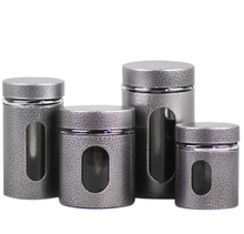 Star Packaging Metal Round Shape Tea Tin Box