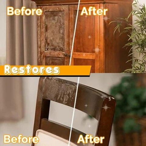 Mintiml древесина воск для приправ домашняя полировка древесины