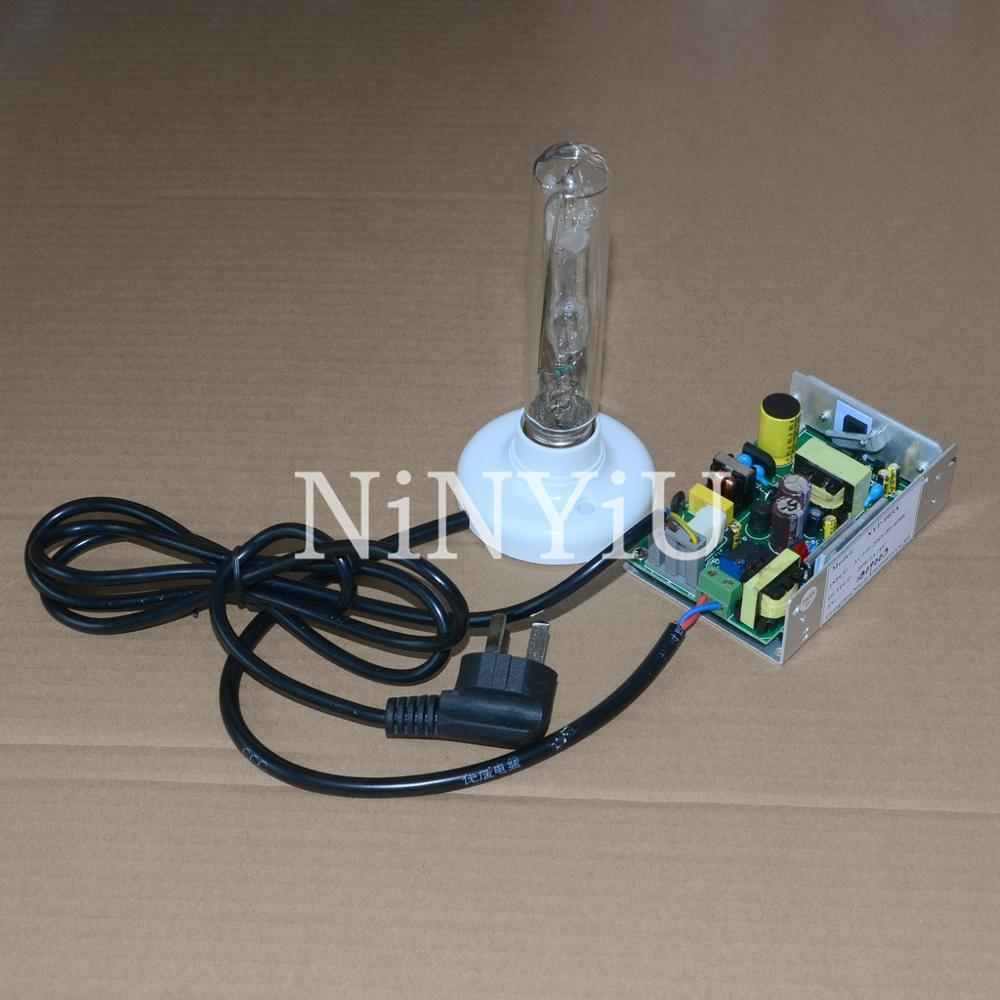GP20NA 12V20W Sodium Light Lamp GP20HG 12V20W Mercury Light Bulb ND20 Student Laboratory Low Pressure Sodium Lamp Set