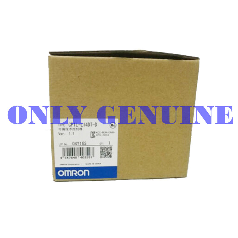 Omron PLC CP1L Series CP1L-L14DT-D PLC Controller New in Box