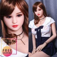 165cm (5.41ft) Life Size Sex Doll Small Breast TPE Sex Love Doll for Men Japanese and Korean Beauty Free Shipping Hot Sale